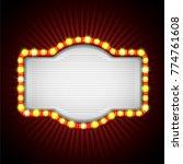 vector illustration of... | Shutterstock .eps vector #774761608