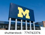 ann arbor  mi usa   october 20  ... | Shutterstock . vector #774762376