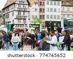 strasbourg  france   may 30 ... | Shutterstock . vector #774765652