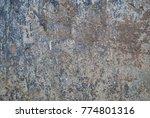 Texture Background With Peelin...