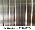aluminum surface pipe | Shutterstock . vector #774807766