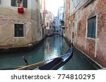 Calm Spot In Venice With A...