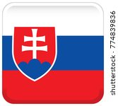 flag of slovakia. abstract... | Shutterstock .eps vector #774839836