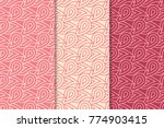 geometric background. abstract... | Shutterstock .eps vector #774903415
