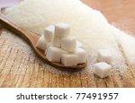 sugar | Shutterstock . vector #77491957