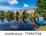 Stirling Bridge  Scotland ...
