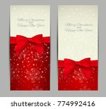 abstract beauty christmas and... | Shutterstock . vector #774992416