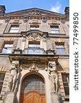 dresden  german  dresden  czech ... | Shutterstock . vector #77499850