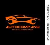 auto car logo | Shutterstock .eps vector #775063582