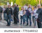 tivat  montenegro  may 11  2017 ... | Shutterstock . vector #775168312