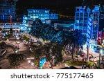 san jose  costa rica  december... | Shutterstock . vector #775177465