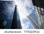 frankfurt  germany   august 8 ... | Shutterstock . vector #775323922