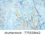 colorful marble texture... | Shutterstock . vector #775328662