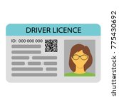 the idea of personal identity. ... | Shutterstock .eps vector #775430692