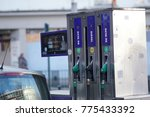 Small photo of Brussels, Belgium - December 8, 2017: OCTA petrol station. OCTA is the acronym for Orange County Transportation Authority