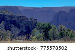 black canyon of the gunnison... | Shutterstock . vector #775578502