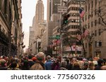 new york  ny   december 2  2017 ... | Shutterstock . vector #775607326