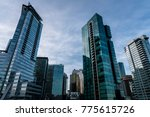 vancouver bc canada december 14 ... | Shutterstock . vector #775615726