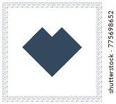 tangram brain game heart riddle ...
