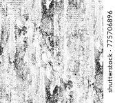 grunge black white. abstract... | Shutterstock . vector #775706896
