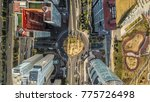 mexico city is the capital and ... | Shutterstock . vector #775726498