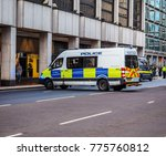 london  uk   circa june 2017 ... | Shutterstock . vector #775760812