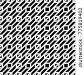 seamless surface pattern design ... | Shutterstock .eps vector #775819402
