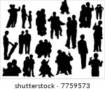 family | Shutterstock .eps vector #7759573