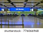 london  uk  20 may 2017  sign... | Shutterstock . vector #776066968