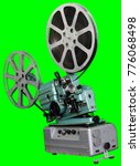 a movie projector is an opto...   Shutterstock . vector #776068498