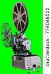 a movie projector is an opto...   Shutterstock . vector #776068522