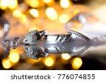 beautiful wedding rings  | Shutterstock . vector #776074855
