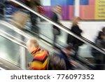 london  england 1st november... | Shutterstock . vector #776097352