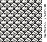 japanese ornamental vector... | Shutterstock .eps vector #776104018