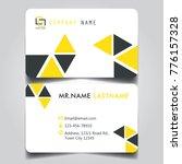 modern yellow white blacktheme...   Shutterstock .eps vector #776157328