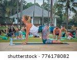 bali  indonesia   october 17 ... | Shutterstock . vector #776178082