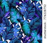 watercolor seamless pattern...   Shutterstock . vector #776228752
