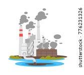 vector cartoon illustration of... | Shutterstock .eps vector #776231326