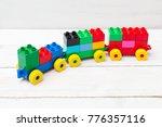 games with children's... | Shutterstock . vector #776357116