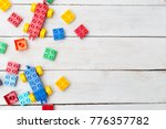 games with children's... | Shutterstock . vector #776357782