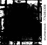 black white grunge vector... | Shutterstock .eps vector #776381308