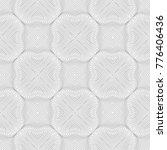 vector seamless pattern. modern ... | Shutterstock .eps vector #776406436