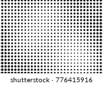 pop art halftone background.... | Shutterstock .eps vector #776415916