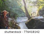 tacares  costa rica   october 8 ... | Shutterstock . vector #776418142