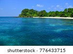 idyllic sea view of phu quoc... | Shutterstock . vector #776433715