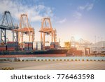 Industrial Container Cargo...
