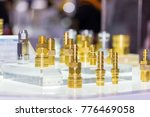 close up high tech many kind of ...   Shutterstock . vector #776469058