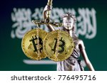 symbol of law and justice ... | Shutterstock . vector #776495716
