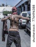 Rabat  Morocco  A Homeless...