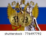 symbol of law and justice ... | Shutterstock . vector #776497792